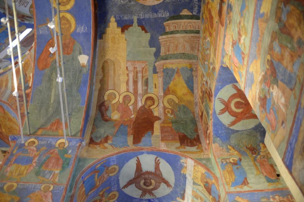 В Спасо-Евфимиевом монастыре встретили праздник Сретения Господня