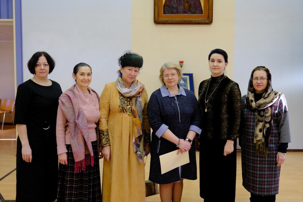 Секция Рождественских чтений епархиального отдела по культуре прошла во Владимире