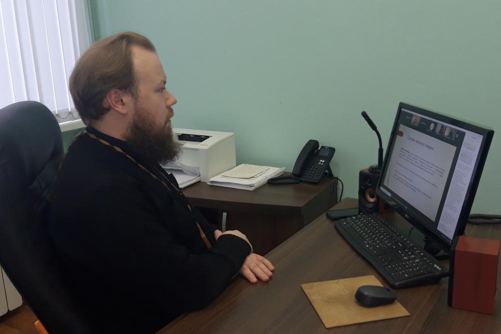 Преподаватель духовной школы принял участие в семинаре Сообщества преподавателей и исследователей литургики